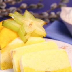 parfait de mango