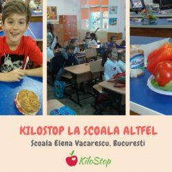 KiloStop la Școala Altfel