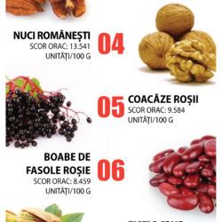 alimente care conțin antioxidanți