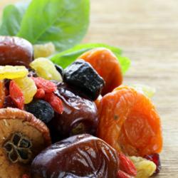 fructe uscate